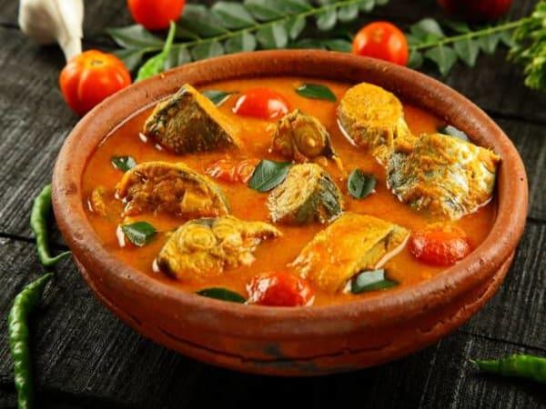 Fish Malabar - Sargun Indian Tandoori