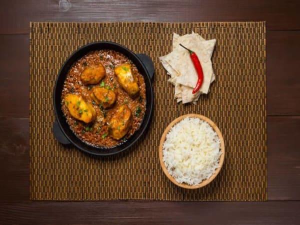 Fish Bengali - Sargun Indian Tandoori