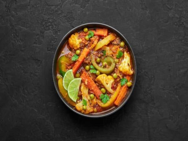 Mixed Vegetable Korma - Sargun Indian Tandoori