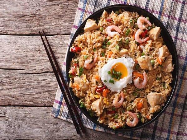 Special Fried Rice - Sargun Indian Tandoori