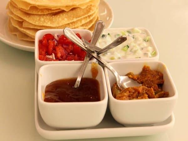 Salad Platter - Sargun Indian Tandoori