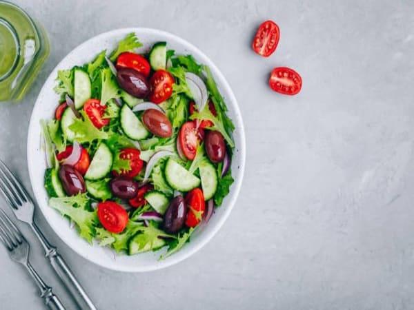 Garden Salad - Sargun Indian Tandoori
