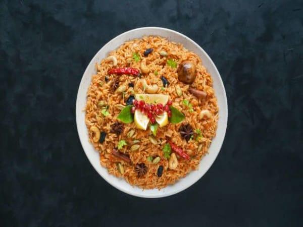 Kashmiri Rice - Sargun Indian Tandoori