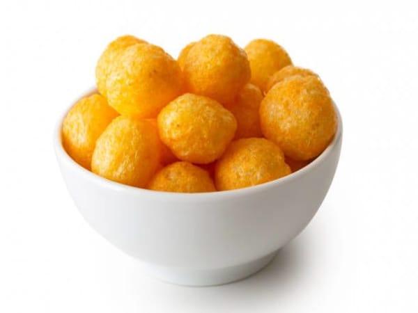 Ball of Chips - Sargun Indian Tandoori