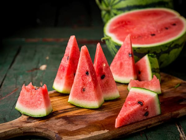 Slices of Watermelon - Upalis Melbourne