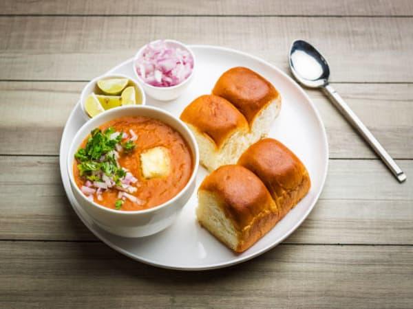 Pav Bhaji - Welcome Indian Restaurant