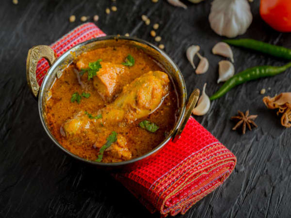 Malabar chicken | Blend of Curries | Masala Bar And Grill