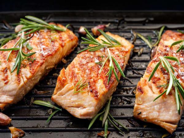 Sizzling Fish Tikka   Non-Veg Dish   Masala Bar And Grill