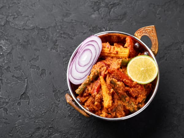 Baby corn Chilli - Masala Bar And Grill