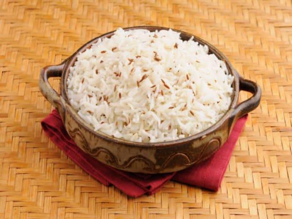 Jeera rice - Masala Bar And Grill
