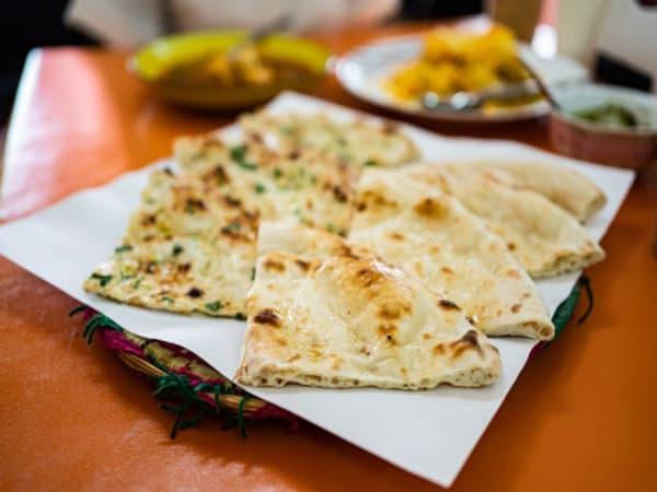 Naan - Masala Bar And Grill