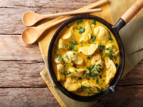 Chicken Korma - Welcome Indian Restaurant