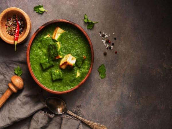 Palak Paneer  - Welcome Indian Restaurant