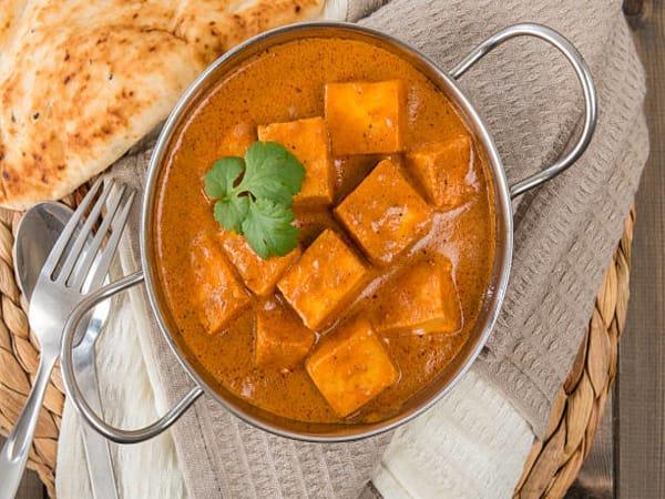 Paneer Masala - Welcome Indian Restaurant