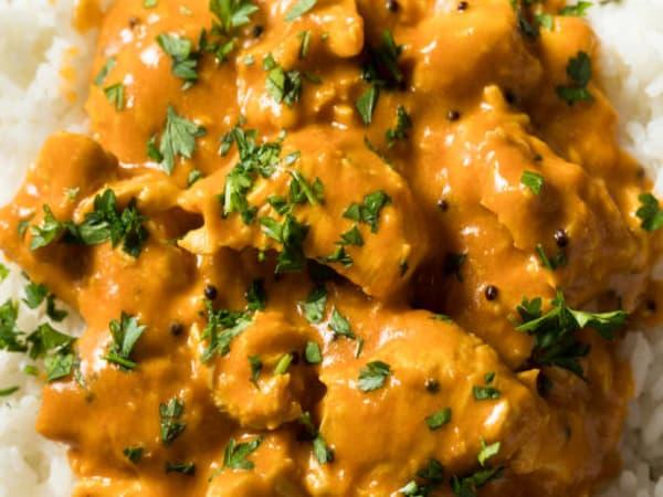 Mango Chicken - Welcome Indian Restaurant