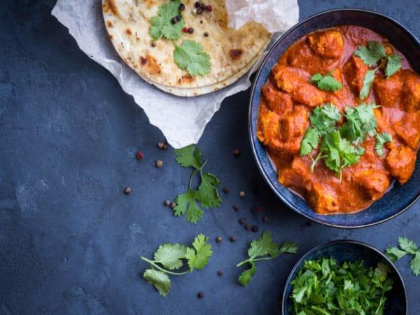 Chicken Tikka Masala - Welcome Indian Restaurant
