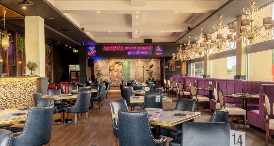 Masala Bar And Grill - MASALA BAR & GRILL