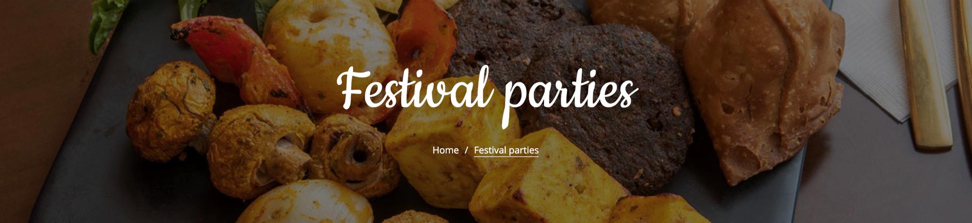 Festival Parties