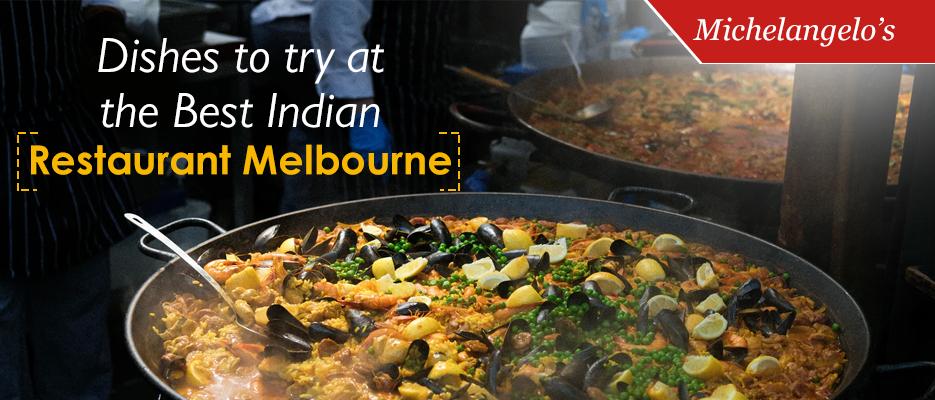 Best Indian Restaurant In Melbourne
