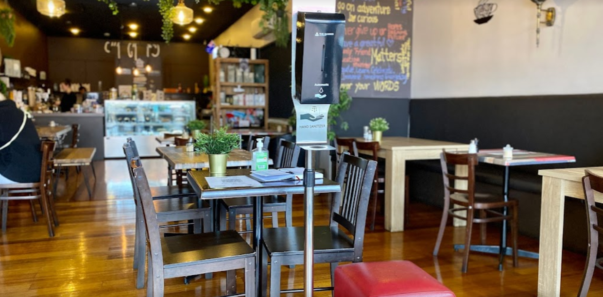 Cafe in Point Cook