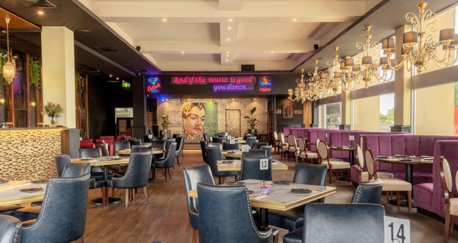 Indian Restaurant in Bangholme