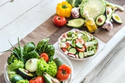 The Benefits of Vegetarian Diet