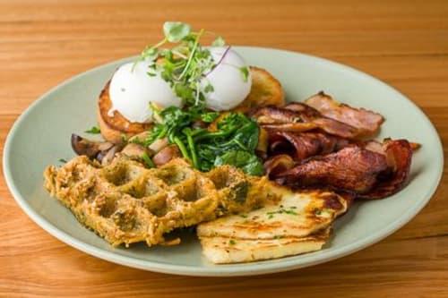 Steamin Breakfast