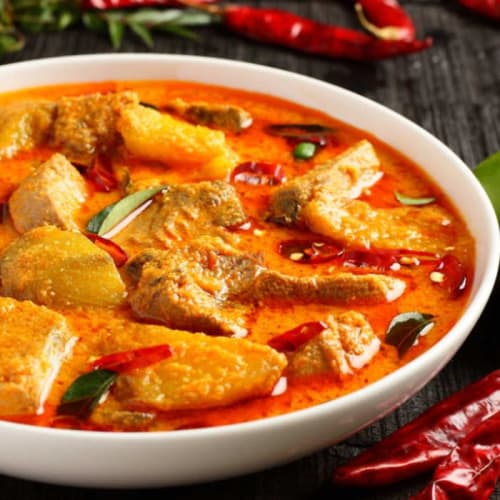 CHICKEN GOAN CURRY