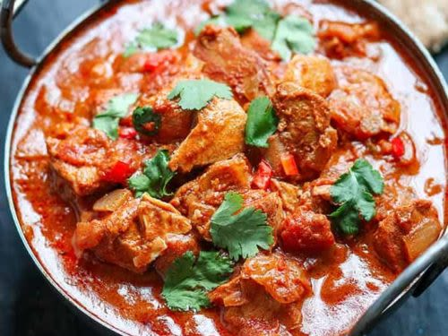 SWEET & SOUR SPICY CURRY