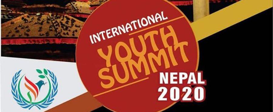 INTERNATIONAL YOUTH SUMMIT NEPAL 2020