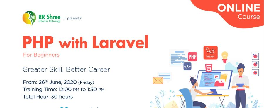 PHP WITH LARAVEL