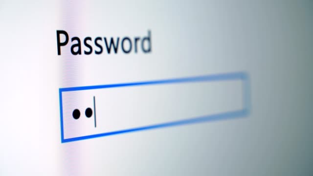 How to set a good password