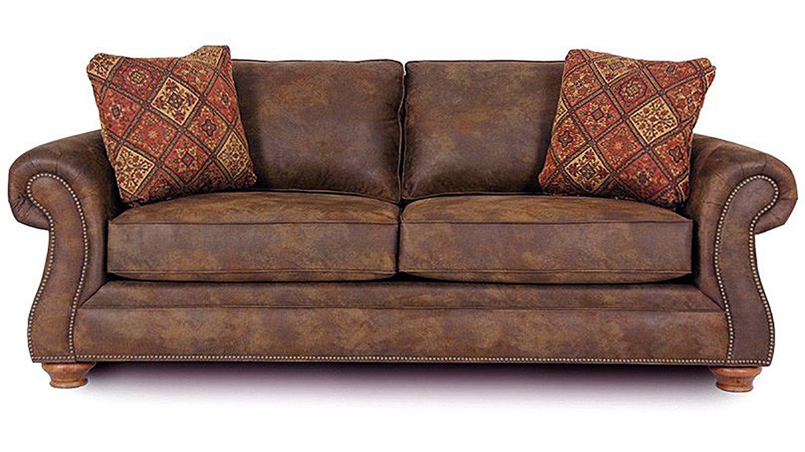 Texas Brown Queen Sleeper Sofa, , large