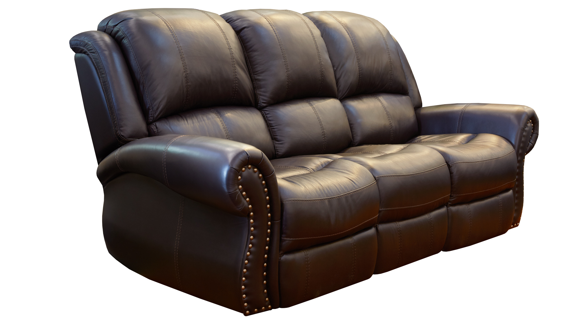 Adam Brown Power Reclining Sofa, , hi-res