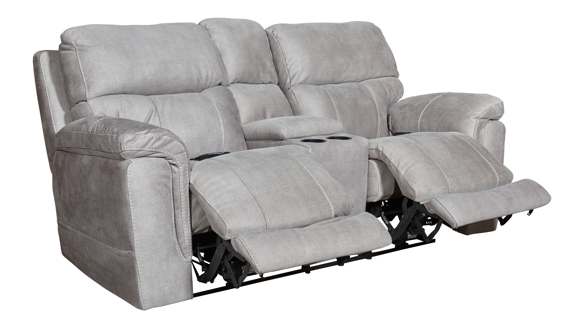 Tuscon Dove Power Motion Loveseat, , hi-res