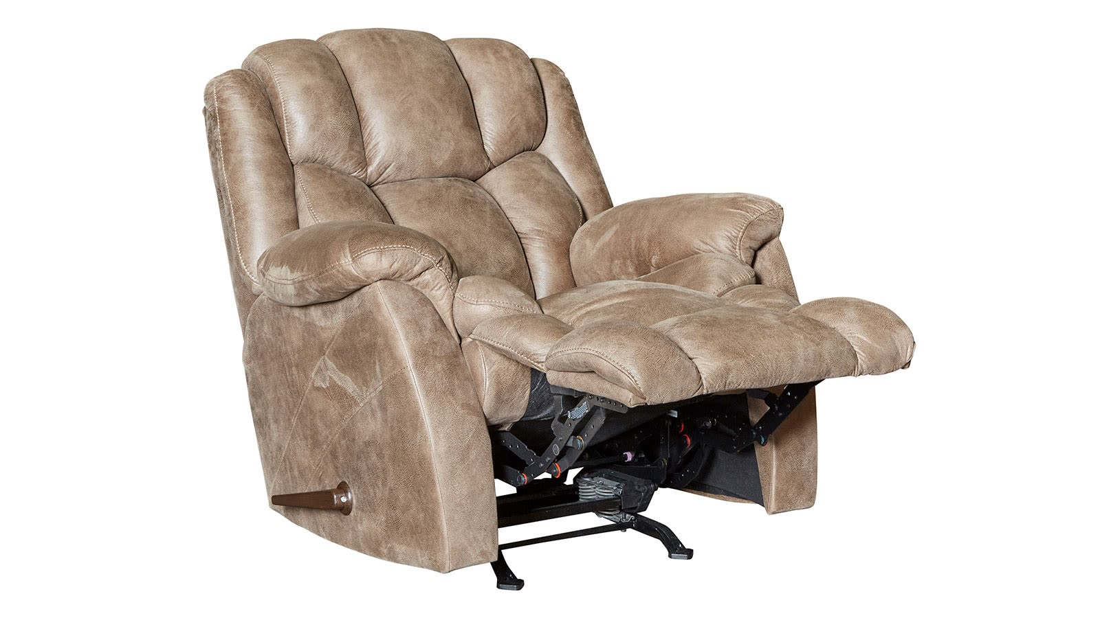 Roadrunner Butte Stone Rocker Recliner, , hi-res