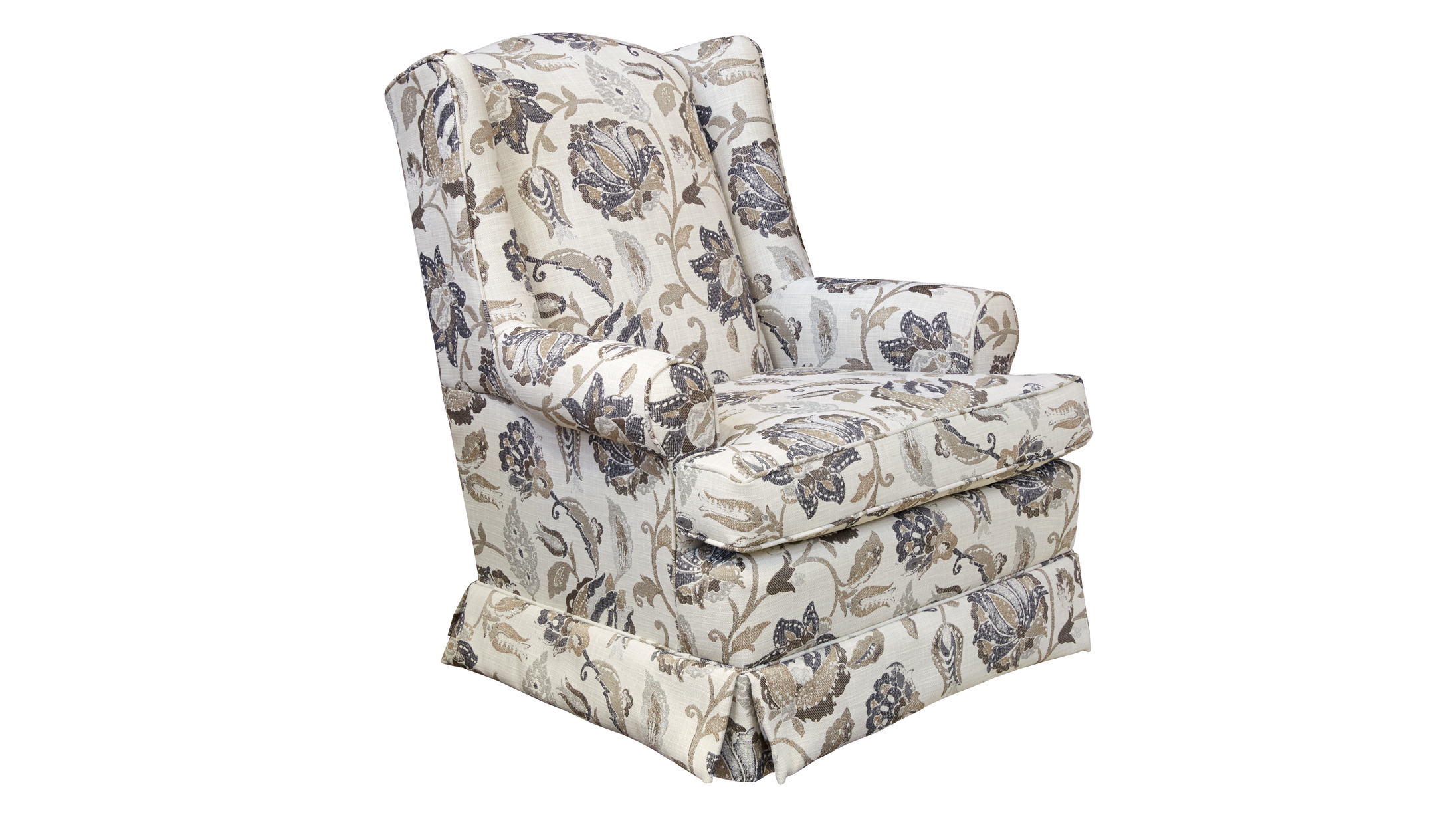 Portobello Ash Swivel Chair, , hi-res