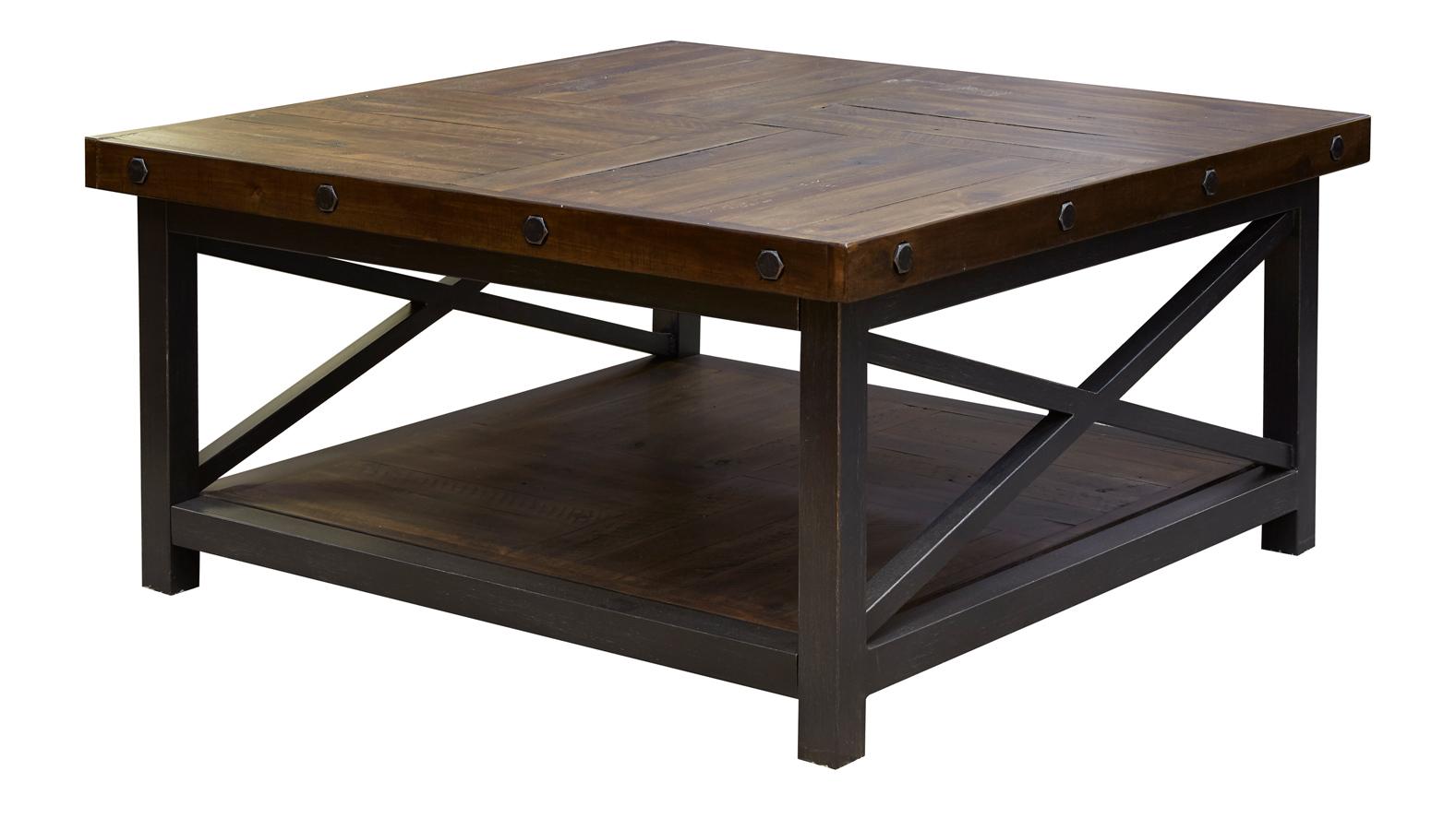 De Berry Square Cocktail Table, , hi-res