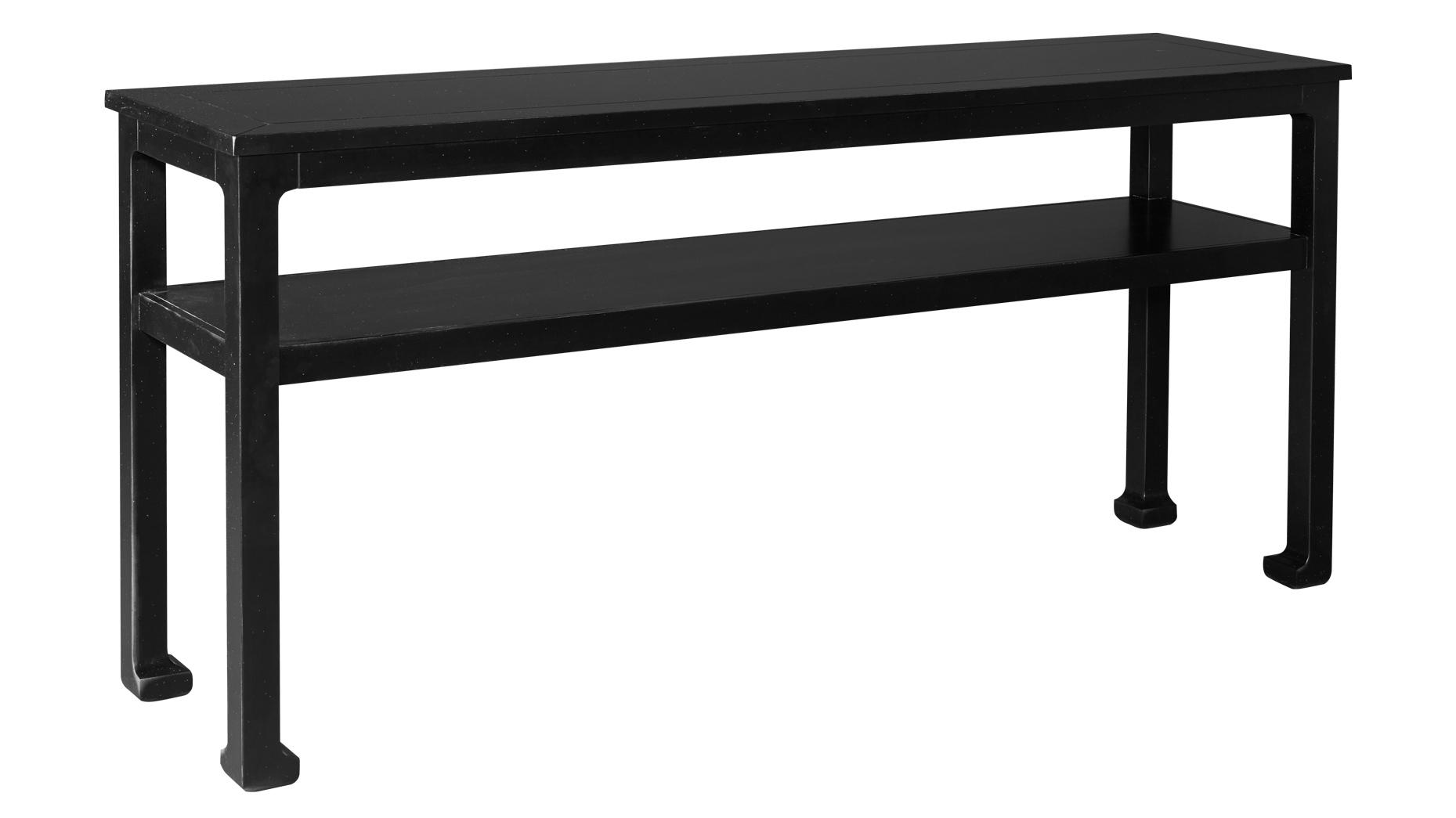 Alder Onyx Sofa Table, , hi-res
