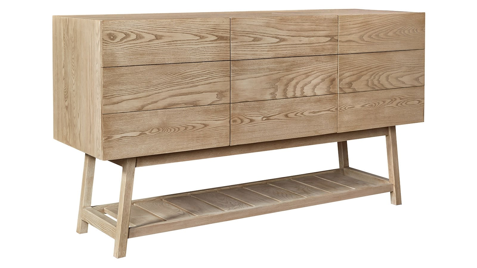Stickley Modern Loft Beige Sideboard, , hi-res