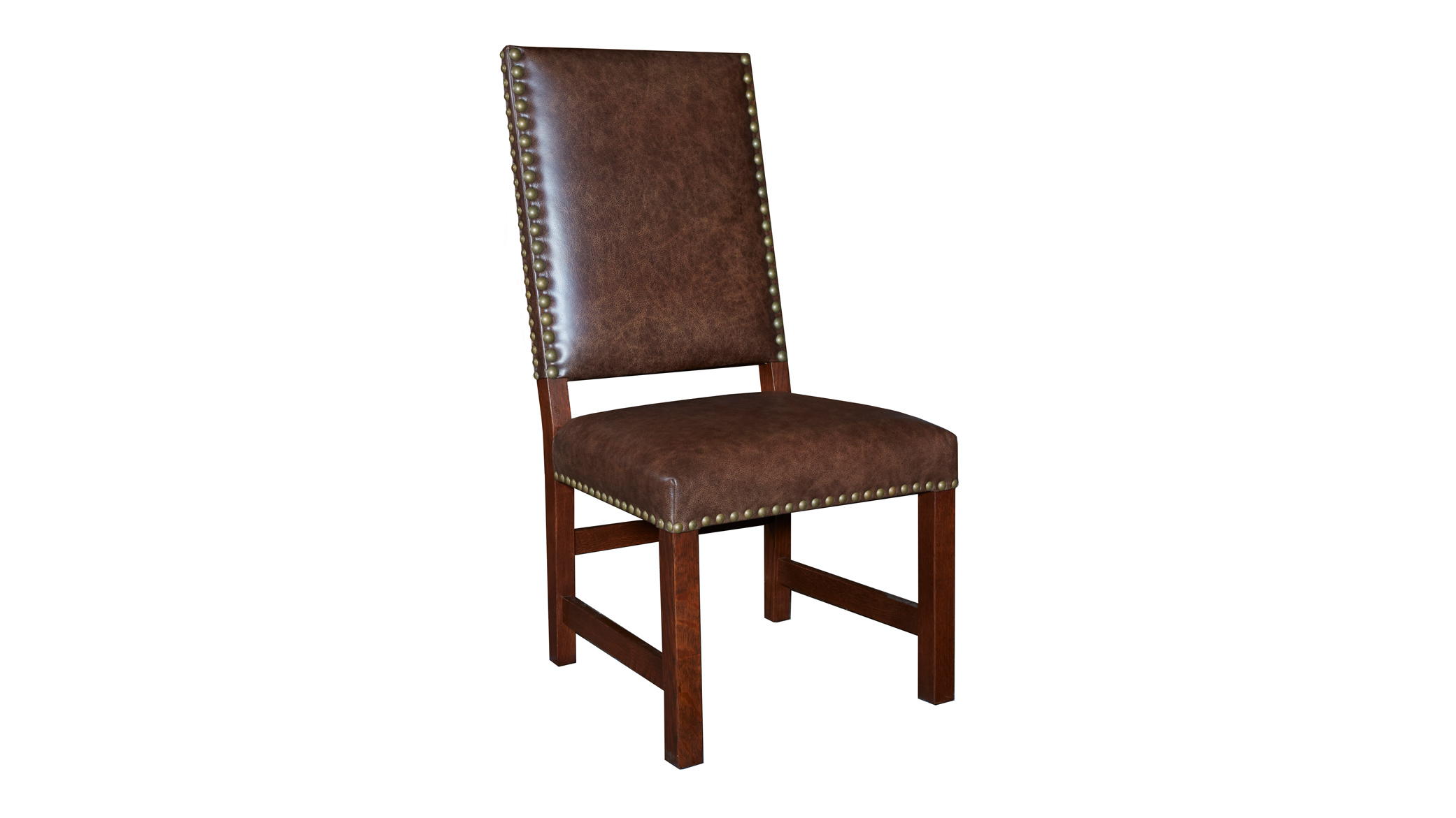 Stickley Mission Manlius Side Chair, , hi-res