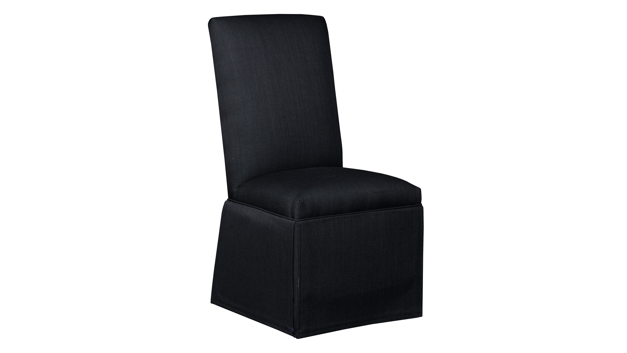 Parson Malaga Black Dining Chair, , hi-res