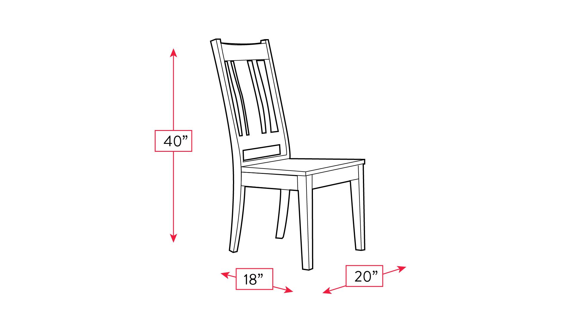 Anahuac Side Chair, , hi-res
