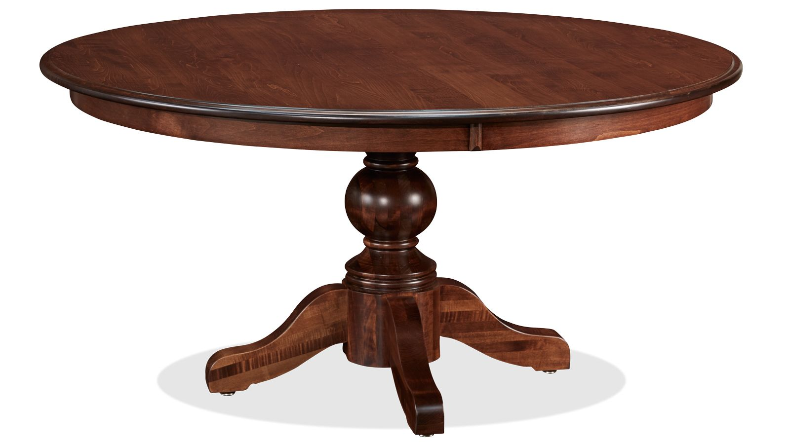 "Baytown Asbury Maple 60"" Round Dining Table"
