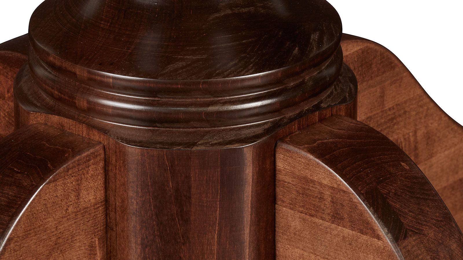 "Baytown Asbury Maple 54"" Round Dining Table, , hi-res"