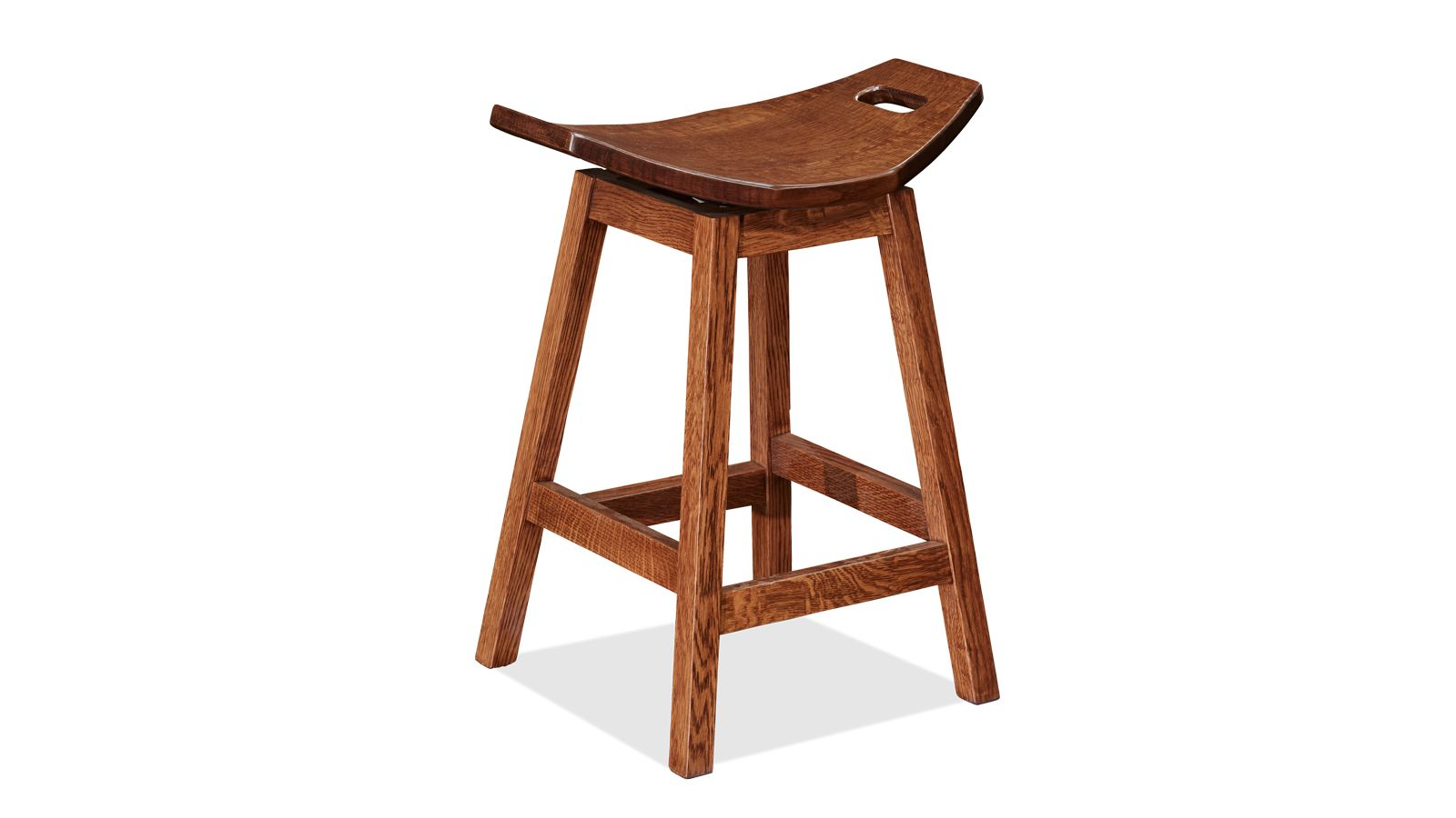 Meadow Swivel Stool, , hi-res