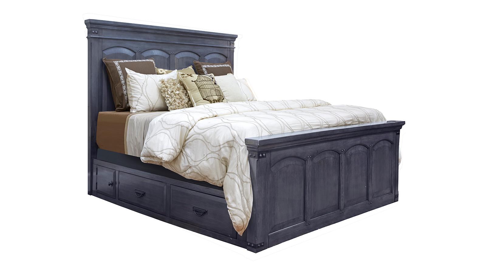 Larchmont King Storage Bed