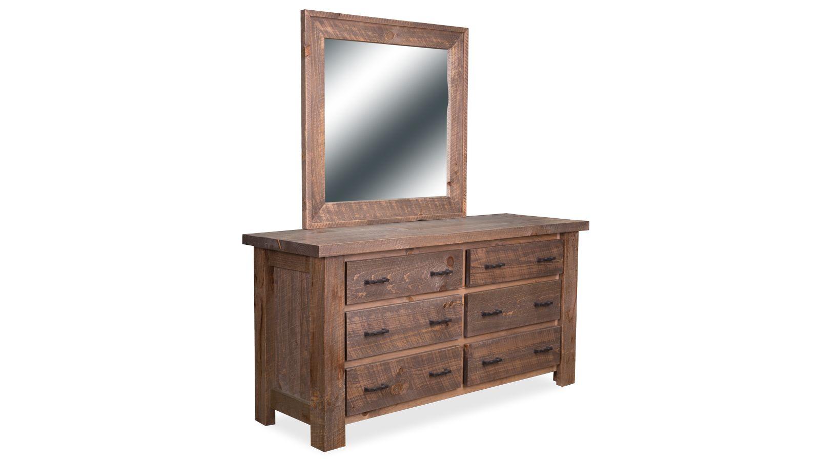 Uvalde Dresser & Mirror, , hi-res