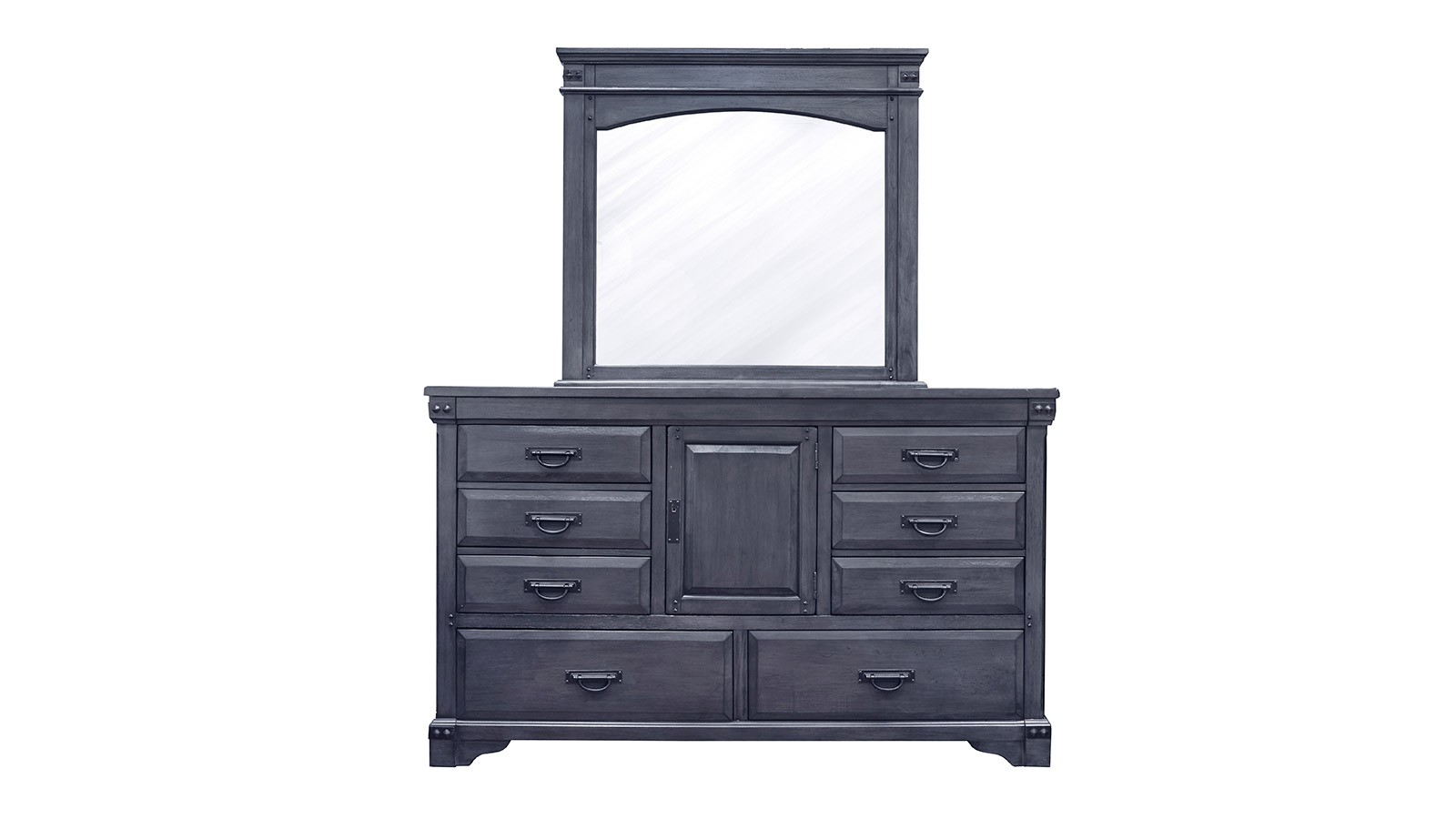 Larchmont Dresser and Mirror, , large