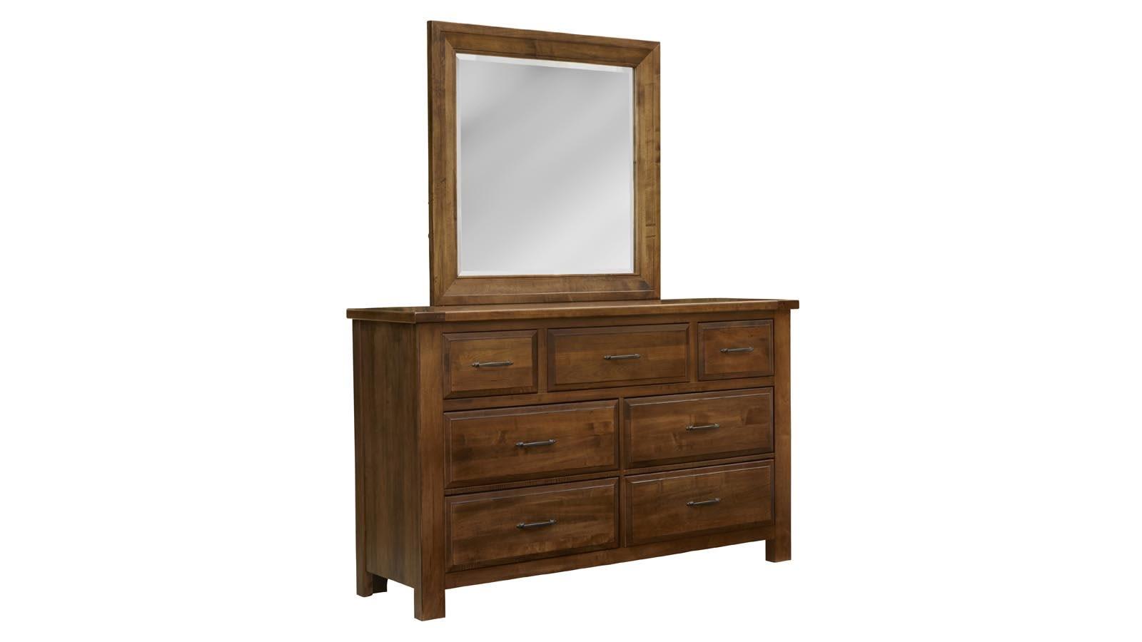 Red Hawk Valley Dresser & Mirror, , hi-res